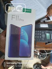 New Oppo F11 Pro 128 GB Black | Mobile Phones for sale in Lagos State, Ikeja