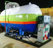 Full Installation Of 5tons LPG Gas Tank With Duspenser | Manufacturing Equipment for sale in Abuja (FCT) State, Garki 1