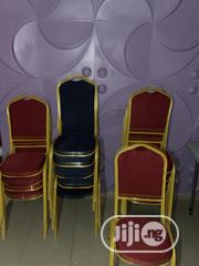 Neatly Used Banquet Chairs | Furniture for sale in Delta State, Oshimili South