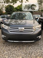 Toyota Highlander 2012 Limited Gray   Cars for sale in Abuja (FCT) State, Gwarinpa