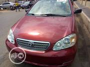 Toyota Corolla 1.8 VVTL-i TS 2007 Red | Cars for sale in Lagos State, Ojodu