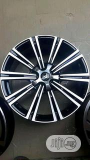 20inches Rim for Lexus Lx570. | Vehicle Parts & Accessories for sale in Lagos State, Mushin