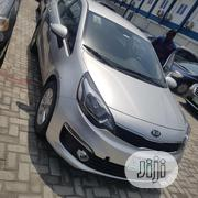 Kia Rio 2016 Silver | Cars for sale in Lagos State, Victoria Island