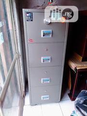 4 Drawer Fireproof Cabinet | Furniture for sale in Lagos State