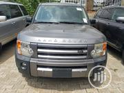 Land Rover LR3 2008 Gray | Cars for sale in Lagos State, Ikeja