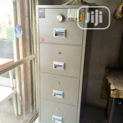 4 Drawer Fireproof Cabinet | Furniture for sale in Lagos State, Yaba
