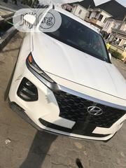 Hyundai Santa Fe 2019 White | Cars for sale in Lagos State, Lekki Phase 1