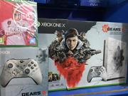 Xbox One X White Customized Bundle Package | Video Game Consoles for sale in Lagos State, Ikeja
