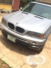 BMW X5 2003 3.0D Automatic Silver | Cars for sale in Oyo State, Ibadan