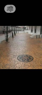 Increte Stamped Concrete Floor Installation | Building & Trades Services for sale in Anambra State, Onitsha