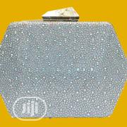 Gorgeous Silver Clutch Purse | Bags for sale in Lagos State, Isolo