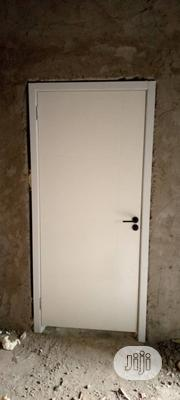White Wooden Door. | Doors for sale in Lagos State, Orile