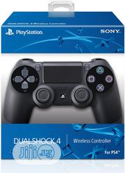 Sony Ps4 Dualshock Wireless Controller With 3 Months Warranty | Accessories & Supplies for Electronics for sale in Lagos State, Ikeja