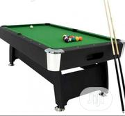 8feet Snooker Board With Complete Accessories | Sports Equipment for sale in Lagos State, Yaba