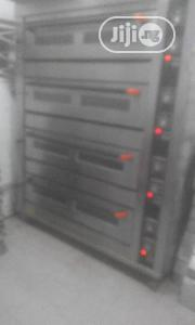 16trays 4decks Baking Oven Gas | Industrial Ovens for sale in Lagos State, Ojo