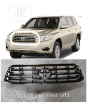 Front Grille For Highlander | Vehicle Parts & Accessories for sale in Lagos State, Mushin