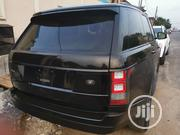 Land Rover Range Rover Vogue 2013 Black   Cars for sale in Lagos State, Ojodu