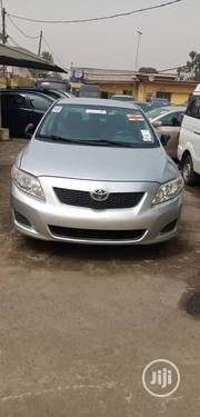 Toyota Corolla 2009 Silver | Cars for sale in Lagos State