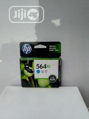 Original Hp Inkjet Cyan 564 | Accessories & Supplies for Electronics for sale in Lagos State, Yaba