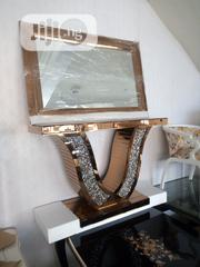 Console Table and Mirror | Home Accessories for sale in Lagos State, Ojo