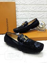 Louis Vuitton Suede Skin Loafers | Shoes for sale in Lagos State, Surulere