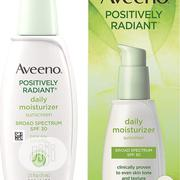 Aveeno Postive Radiant Daily Moisturizer With 30%Spf | Skin Care for sale in Lagos State, Amuwo-Odofin