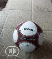 Wilson Football | Sports Equipment for sale in Lagos State, Gbagada