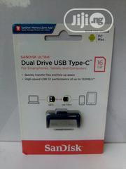 Original 16GB Type-C Dual Flash M3.0 for Android and Smartphones | Computer Accessories  for sale in Lagos State, Yaba