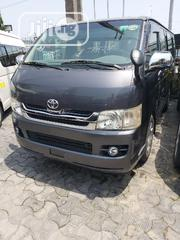 Foreign Used Toyota Hiace 2007 Gray | Buses & Microbuses for sale in Lagos State, Ajah