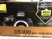 Nikon D5300 DSLR Camera | Photo & Video Cameras for sale in Lagos State, Lagos Island