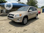 Toyota RAV4 2011 3.5 Limited 4x4 Gold   Cars for sale in Lagos State, Ikeja
