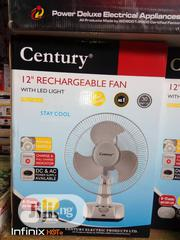 Century 12inch Rechargeable Fan   Home Appliances for sale in Lagos State, Amuwo-Odofin