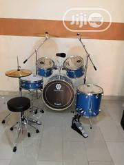 Virgin Dounle Cymbal 5set Drum | Musical Instruments & Gear for sale in Lagos State, Ojo