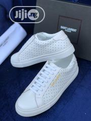 Ysl White Sneaker for Men | Shoes for sale in Lagos State