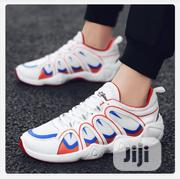Men Casual Shoes Fashion Male Sneakers-White | Shoes for sale in Edo State, Auchi