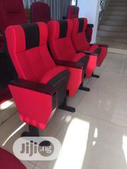Executive Auditorium Chair 3 Seaters   Furniture for sale in Lagos State, Ojo