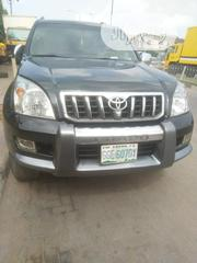 Toyota Land Cruiser Prado 2008 Black | Cars for sale in Lagos State, Ikeja