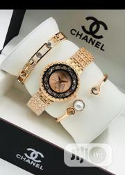 Channel Female Rose Gold Wristwatch Bracelet | Jewelry for sale in Lagos State, Surulere