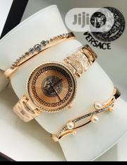 Versace Female Rose Gold Wristwatch Bracelet   Jewelry for sale in Lagos State, Surulere