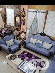 Original Royal Purple Sitting Sofas | Furniture for sale in Rivers State, Port-Harcourt