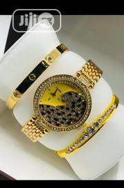 Cartier Female Gold Wristwatch Bracelet | Jewelry for sale in Lagos State, Surulere