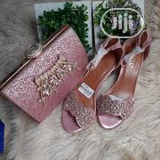 Beautiful Clutch Purse And Sandals | Bags for sale in Abuja (FCT) State, Lugbe District