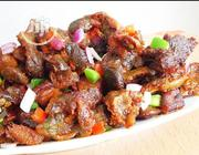 Puff Puff Gizzard With Parfait | Meals & Drinks for sale in Lagos State, Ajah