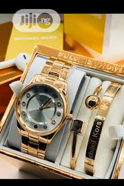 Michael Kors Female Rose Gold Wristwatch Bracelet   Jewelry for sale in Lagos State, Surulere