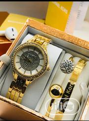 Michael Kors Female Gold Wristwatch Bracelet   Jewelry for sale in Lagos State, Surulere