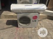 Korean Used LG 1hp Split Unit Air Air Conditioner | Home Appliances for sale in Lagos State, Ikotun/Igando