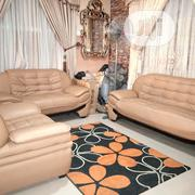 Creamy Quality Sofa Settee | Furniture for sale in Lagos State, Ikeja