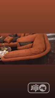 Luxury Set Of Settee With A Quality Marble Centre Table | Furniture for sale in Lagos State, Ojo