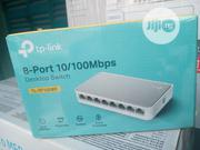 Tp-link 8 Port 10/100mbps Desktop Switch | Networking Products for sale in Lagos State, Ikeja