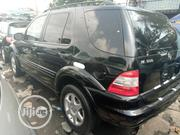 Mercedes-Benz M Class 2003 Black | Cars for sale in Lagos State